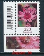 GERMANY Mi. Nr. 3414 Freimarke: Blumen - Eckrand Unten Links - MNH - [7] Repubblica Federale