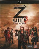 DVD BLU RAY  Série  Z NATION Saison 3   Etat: TTB Port 260 Gr - Séries Et Programmes TV