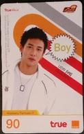 Mobilecard Thailand - True / Orange - Musik - Academy Fantasia 2 - Boy - Thaïland
