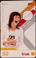 Mobilecard Thailand - True / Orange - Musik - Academy Fantasia 2 - Preaw - Thaïland
