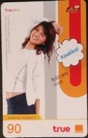 Mobilecard Thailand - True / Orange - Musik - Academy Fantasia 2 - Kookkai - Thaïland
