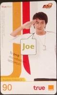 Mobilecard Thailand - True / Orange - Musik - Academy Fantasia 2 - Joe - Thaïland