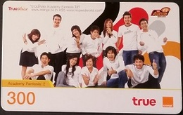 Mobilecard Thailand - True / Orange - Musik - Academy Fantasia 2 (1) - Thaïland