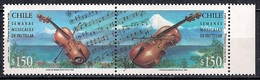 Chile 1994 - The 26th Music Weeks, Frutillar MINT - Chile