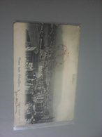 Used Postcard From Spain, Malaga, 1900 - Spain