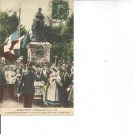 54-MARS LA TOUR DEVANT LE MONUMENT LE GENERAL COUTURIER - Francia