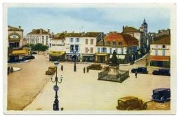 16 : COGNAC - PLACE FRANCOIS / ADDRESSEE - JULIAN PITT RIVERS, LANSDOWNE WALK, LONDON - Cognac