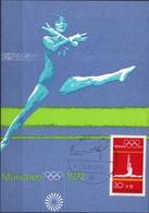 Germany Maximum Card - Gymnastics