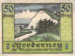 50 Pfg. Notgeld Norderney VG/G (IV) - [11] Local Banknote Issues