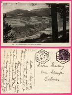Brézouard - Vue Prise Du Kalblin - Edit. CAP - Oblit. Hexagonale FRELAND 1928 - France