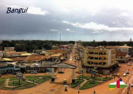 1 AK Zentralafrikanische Republik Central African Republic * Bangui - Ansicht Der Hauptstadt Des Landes * - Zentralafrik. Republik