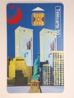 Télécarte - Destinations NEW YORK - 500000 Exemplaires - Phonecards