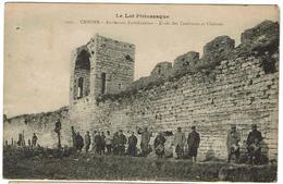 CPSM - 46 - CAHORS - Anciennes Fortifications - Ecole De Tambours Et Clairons - - Cahors