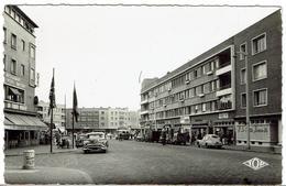 CPSM -59 - DUNKERQUE - Place Jean Bart Côté Ouest - - Dunkerque