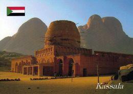 1 AK Sudan * Kassala - Hauptstadt Des Gleichnamigen Bundesstaates Kassala - Im Hintergrund Die Taka-Berge * - Sudan