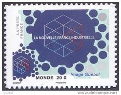 Autoadhésif(s) De France N° 1069 ** La Nouvelle France Industrielle - Nuovi