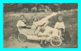A741 / 389   Enfant Voiture - Old Paper