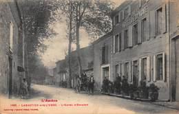 CPA L' ARIEGE - LA BASTIDE-sur-L'HERS - L' Hotel D' Espagne - France