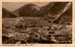 Mittenwaldbahn - Scharnitz 963 M, Tirol (315) * 1921 - Scharnitz