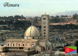 1 AK Eritrea * Die Griechisch-orthodoxe Kirche In Der Hauptstadt Asmara * - Eritrea
