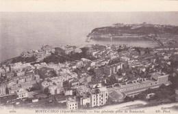 Monaco, Monte Carlo, Vue Générale Prise De Beausoleil (pk60682) - Monte-Carlo