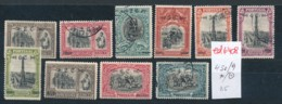 Portugal Nr. 430 -9 O/  * (ed6408  ) Siehe Scan - 1910-... Republiek