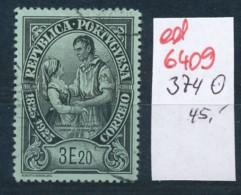 Portugal Nr. 374 O   (ed6409  ) Siehe Scan - Gebruikt