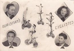 Circus, Cirque, Burisman's Cyclistes (pk60693) - Sonstige