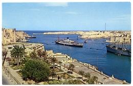 MALTA : THE GRAND HARBOUR - Malta