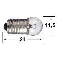 Birne Lampe Birnchen Leuchtmittel 14v 60ma 0,84W E10 - Components