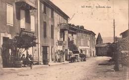 CPA Le Poet - Grande Rue - Francia