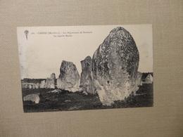 Carnac - Les Alignements De Kermario (2040) - Carnac