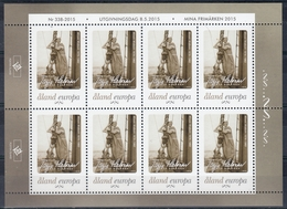 "+Åland 2015. ""My Stamp"". Mimmi. Sheetlet. Michel 395. MNH(**) - Aland"
