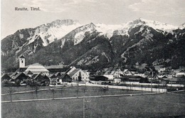 REUTTE-TIROL-VIAGGIATA 1922 - Reutte