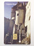 Télécarte - ROUMANIE - ROMTELECOM - 1050000 Exemplaires - 2004 - Castelul Bran - Romania