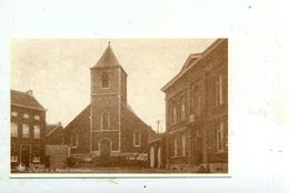 Thiméon Eglise Et Maison Communale - Pont-à-Celles