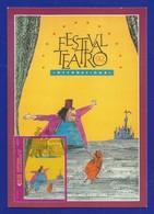 Portugal / Madeira  2003  Mi.Nr. 222 , EUROPA CEPT Plakatkunst - Maximum Card - CTT Funchal 05.05.2003 - 2003