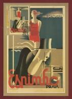 Portugal  2003  Mi.Nr. 2677 , EUROPA CEPT Plakatkunst - Maximum Card - CTT Lisboa 05.05.2003 - Europa-CEPT