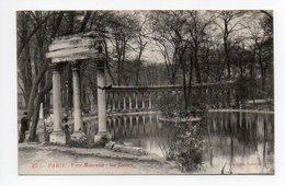 Paris: Parc Monceau, Les Ruines (19-1057) - Arrondissement: 08