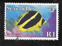 TIMBRE OBLITERE DES SEYCHELLES DE 2003 N° MICHEL 874 - Seychelles (1976-...)