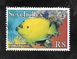 TIMBRE OBLITERE DES SEYCHELLES DE 2012 N° MICHEL 931 - Seychelles (1976-...)
