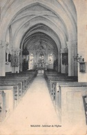 Bologne (52) - Intérieur De L'Eglise - Autres Communes