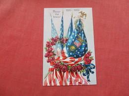 Embossed   Tuck Series    Honor The Brave  1861-1865  Civil War    Ref 3422 - Holidays & Celebrations