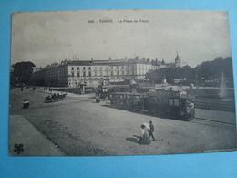 37 - Tours - La Place Du Palais - Tours