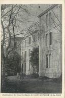 CPA 30 Gard Institution Protestante Des Sourds Muets St Hippolyte Du Fort Protestantisme Saint - Francia