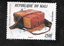 TIMBRE OBLITERE DU MALI DE 2015 - Mali (1959-...)