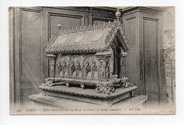 Paris: Eglise Saint Etienne Du Mont, La Chasse De Sainte Genevieve (19-1065) - Arrondissement: 05