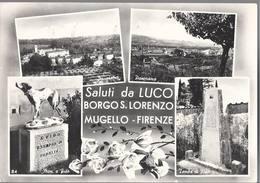 Saluti Da Luco - Borgo San Lorenzo - Mugello - Firenze - H5147 - Firenze (Florence)
