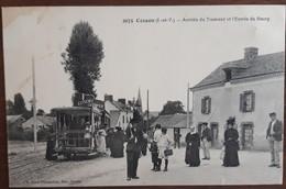 CESSON  SEVIGNE   RENNES Arrivee Du Tramway Et L'entree Du Bourg  Mary Rousseliere - Autres Communes