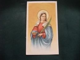 SANTINO HOLY PICTURE IMAGE SAINTE  SANTA LUCIA 3133 - Religion & Esotérisme